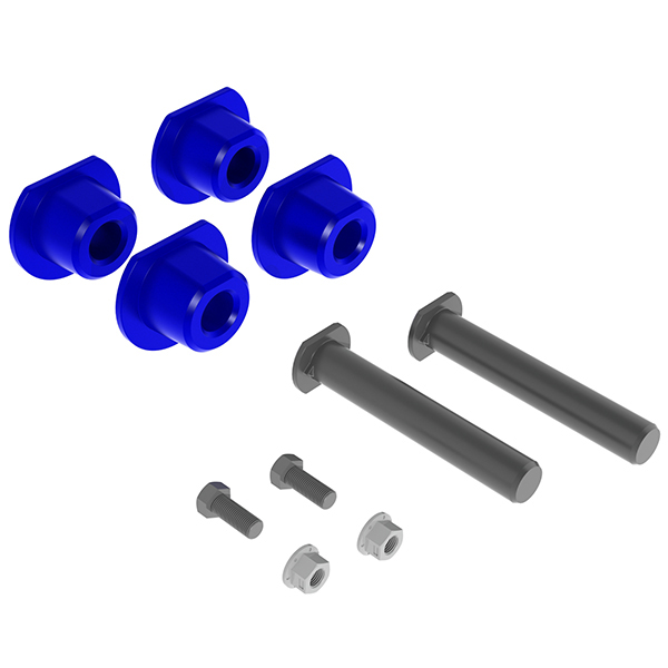 ATRO 5th wheel polyurethane suspension parts and components